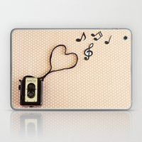 Photography Makes My Hea… Laptop & iPad Skin