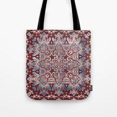 Geometry In Bloom Tote Bag