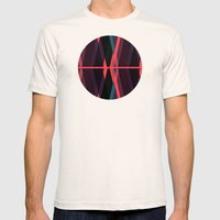 Deviations Mens Fitted Tee Natural SMALL