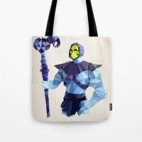 Polygon Heroes - Skeleto… Tote Bag