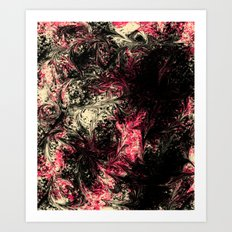 Abstract 33  Art Print