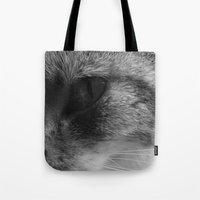 Kitty Kat Tote Bag