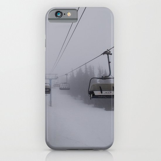 Into the unknown iPhone & iPod Case