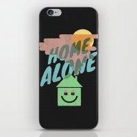 Home Alone iPhone & iPod Skin
