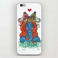Sea Queen iPhone & iPod Skin