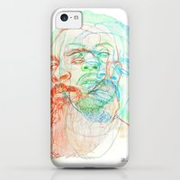 iPhone 5c Cases featuring The Glorious Dead by weshouldbestrangers