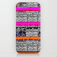 DATA iPhone 6 Slim Case