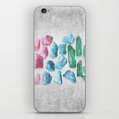 Written in Stone iPhone & iPod Skin