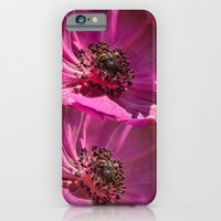 Pink Poppies  iPhone 6 Slim Case