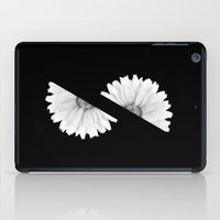 Split B&W iPad Case