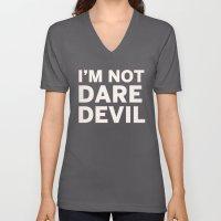 I'm Not Daredevil Unisex V-Neck