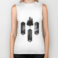 PILLARS OF CREATION Biker Tank