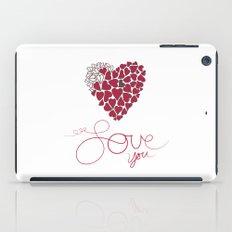 Love You . . . iPad Case