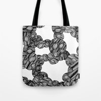 Muscle Marbles Tote Bag