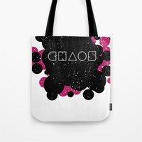 Chaos Tote Bag