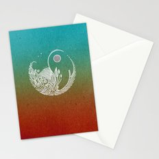 Wandering Days Stationery Cards