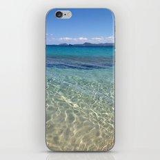 Sardinia iPhone & iPod Skin