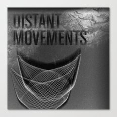 Distant Movements (Forgotten Broadcast) Canvas Print