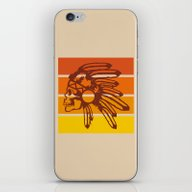 Nod To The 70's iPhone & iPod Skin