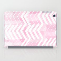 Pretty in Pink Chevron iPad Case