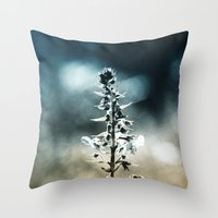 Ametrin Throw Pillow
