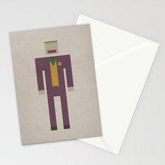 Retro Joker Stationery Cards