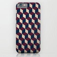 pop cube iPhone 6 Slim Case