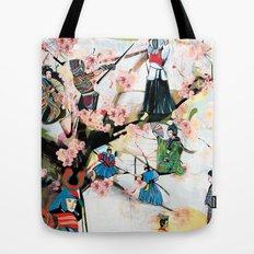 Japanese 2  Tote Bag