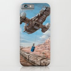 The Time Job - Firefly + Doctor Who  iPhone 6 Slim Case