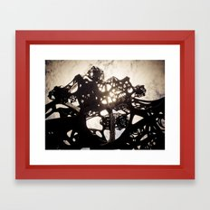 Sound Sculpture 01 Framed Art Print