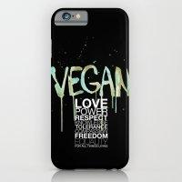 VEGAN iPhone 6 Slim Case