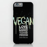 VEGAN iPhone 6 Slim Case