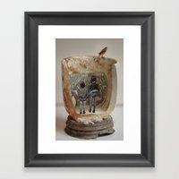 Fair Trade? #1  Framed Art Print