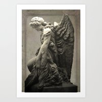 ColnaAngel5 Art Print
