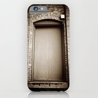Secrets kept here iPhone 6 Slim Case