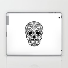 Mexican Skull - White Edition Laptop & iPad Skin