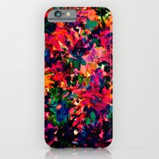 Neon Floral iPhone 6 Slim Case