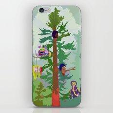 Nestor Tidcu iPhone & iPod Skin
