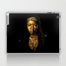 Michonne Golden Laptop & iPad Skin