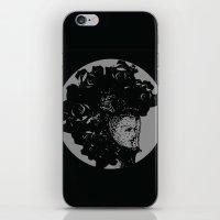 Black Widow iPhone & iPod Skin