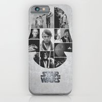 A New Hope COLLAGE Varia… iPhone 6 Slim Case