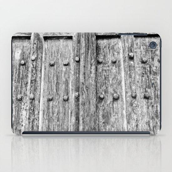 Ancient Door iPad Case