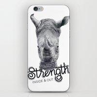 Rhino Strength iPhone & iPod Skin