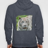 THE BEAUTY OF WHITE TIGE… Hoody