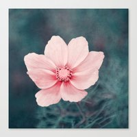 The Beauty Canvas Print