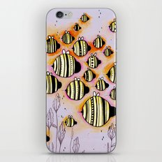 Swarm iPhone & iPod Skin