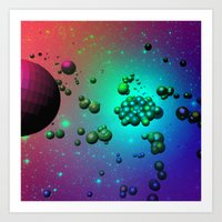 GSESO_ranRO04 Art Print