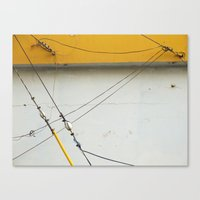 Abstract Tension Canvas Print