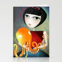 Hold on a little more Stationery Cards