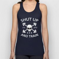 Shut Up and Train Unisex Tank Top